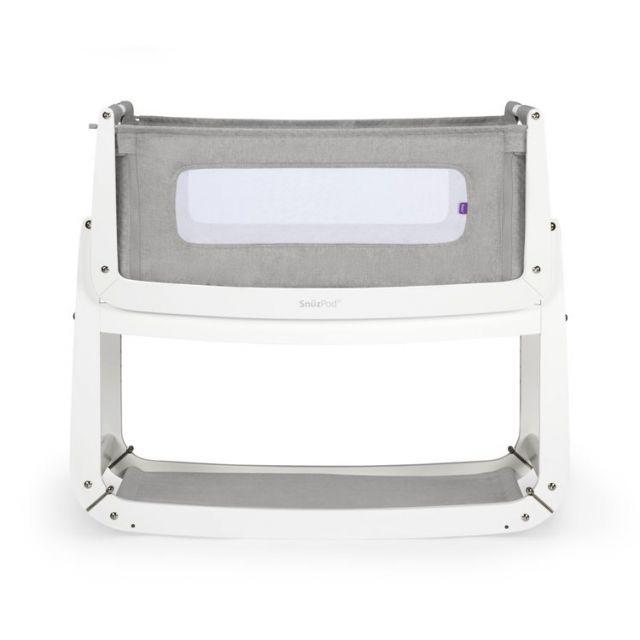 Snuzpod3 Bedside Crib Dusk Grey