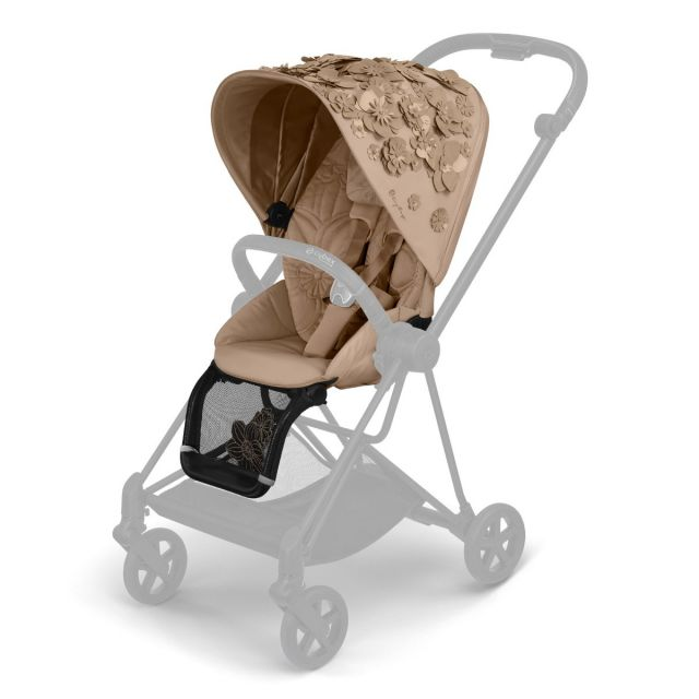 Cybex Mios Seat Pack - Simply Flowers Nude Beige