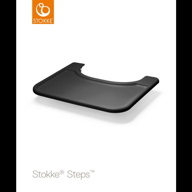 Stokke Steps Tray Black