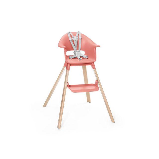 Stokke Clikk Highchair - Sunny Coral