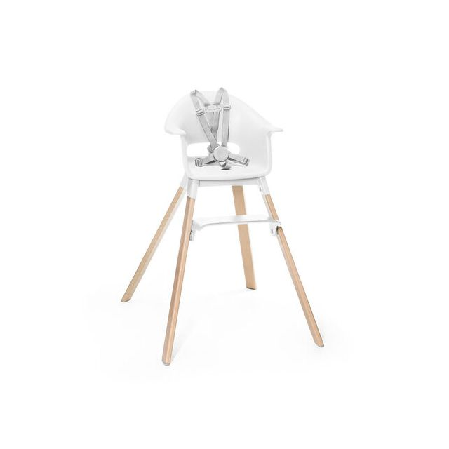 Stokke Clikk Highchair - White