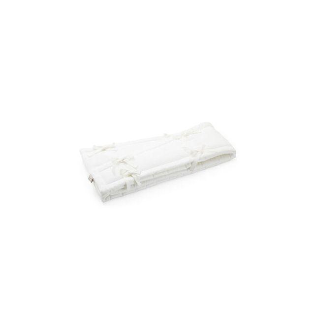 Stokke Sleepi Mini Bumper - White