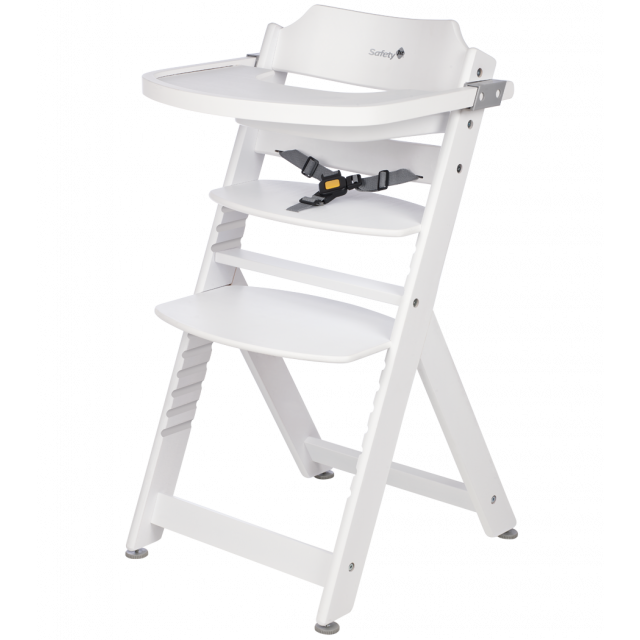 Timba Highchair - White