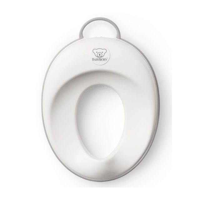 Babybjorn Toilet Training Seat White/Grey