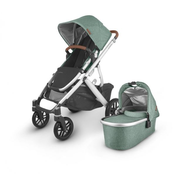 Uppababy Vista V2 Pushchair & Carrycot - Emmett