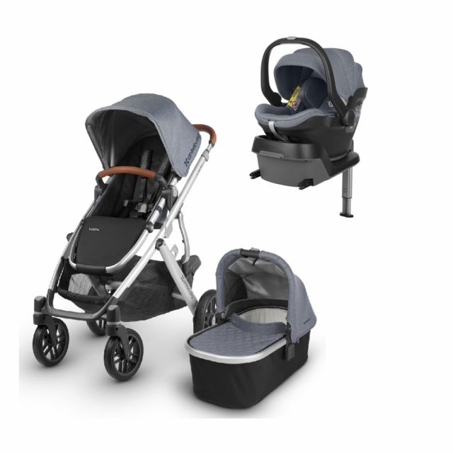 Uppababy Vista Travel System with Mesa Car Seat & Base