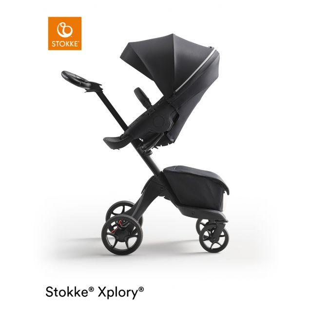Xplory X Stroller Rich Black
