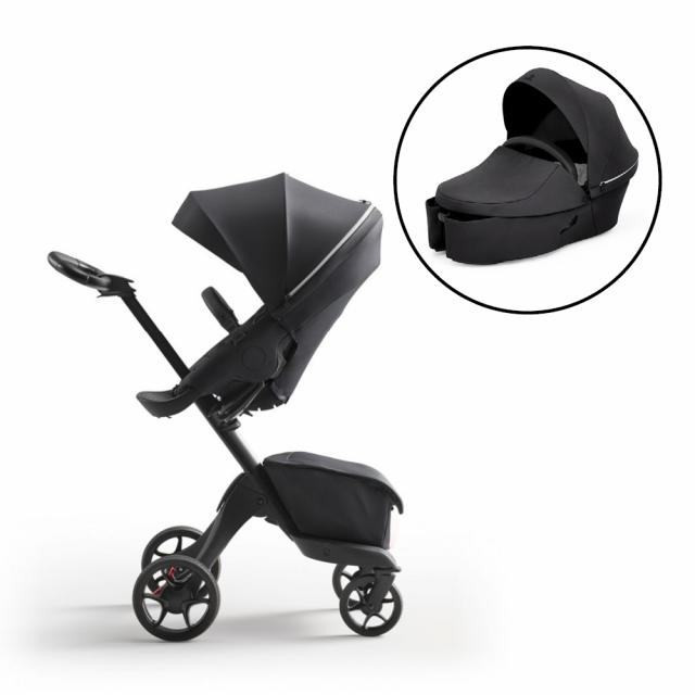 Stokke Xplory X Stroller & Carrycot Bundle