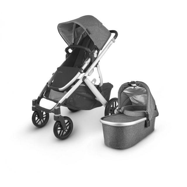 Uppababy Vista V2 Pushchair & Carrycot - Jordan