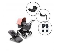 Bugaboo Fox3 Style It Yourself Travel System with Cybex Cloud Z Car Seat & Base