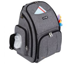 Safety 1st Backpack Changing bag - Grey
