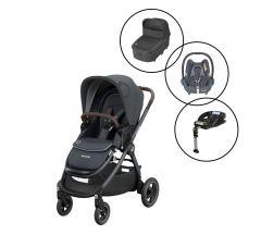 Maxi-Cosi Adorra2 Travel System Bundle with Cabriofix seat  & Easyfix base
