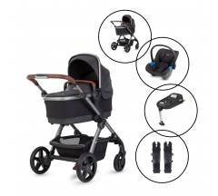 Silver Cross Wave 2020 Travel System with Simplicity Car Seat & Base