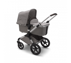 Bugaboo Fox2 Complete Mineral - Alu/Light Grey