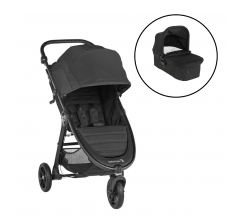 Baby Jogger City Mini GT 2 Single Pushchair and Carrycot