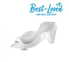 Angelcare Soft Touch Mini Baby Bath Support - Grey