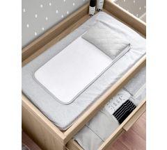 Mamas & Papas Atlas Dresser/Changer  - Soft Oak