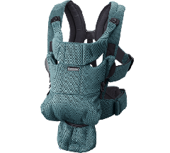 Babybjorn Carrier Move 3D Mesh - Sage Green