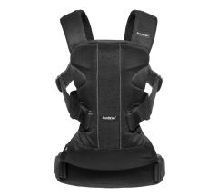 Babybjorn The One Air Mesh Black