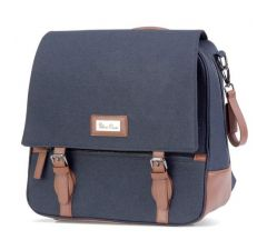 Silver Cross Wave Luxury Changing Bag - Indigo