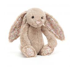 Jellycat Blossom Beige Bunny (Medium)