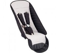 iCandy Peach 2nd Seat Fabric and Bumper Bar Beluga