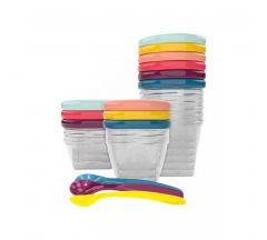 Babymoov Babybols Multi Set Baby Food Storage Containers
