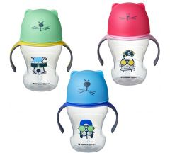 Tommee Tippee Soft Sippy Training Cup