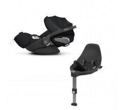 Cybex Cloud Z i-size car seat and base Z bundle