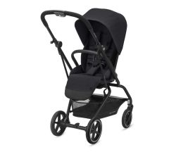 Cybex Eezy S Twist+2 Pushchair - Deep Black