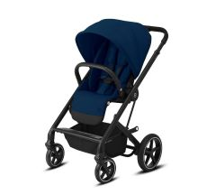 Cybex Balios S Lux Pushchair - Navy Blue & Black frame