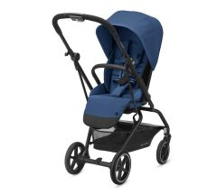 Cybex Eezy S Twist+2 Pushchair - Navy Blue