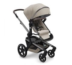 Joolz Day+ Pushchair & Carrycot - Timeless Taupe with Free Joolz Changing Bag worth €120