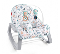 Fisher-Price Infant to Toddler Rocker -Terrazzo