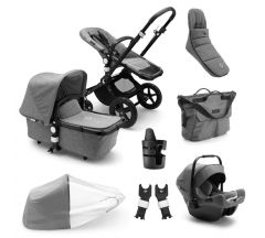 Bugaboo Cameleon3 Plus  Ready to Go Bundle - All Colours