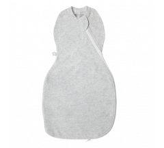 Grobag Easy Swaddle - Grey Marl