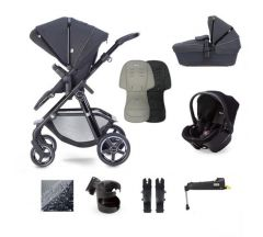Silver Cross Pacific Travel System with Simplicity Car Seat & Base