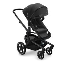 Joolz Day+ Pushchair & Carrycot - Brilliant Black with Free Joolz Changing Bag worth €120