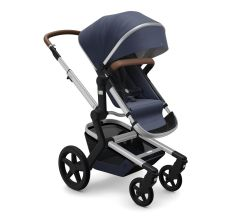 Joolz Day+ Pushchair & Carrycot - Classic Blue with Free Joolz Changing Bag worth €120