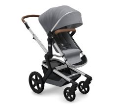 Joolz Day+ Pushchair & Carrycot - Gorgeous Grey with Free Joolz Changing Bag worth €120