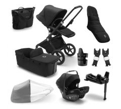 Bugaboo Lynx Ready to Go Further Bundle - All Colours