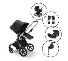 Bugaboo Lynx Travel System with Cybex Cloud Z & Base