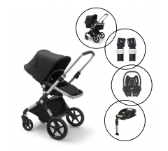 Bugaboo Lynx Travel System with Maxi Cosi Cabriofix & Base