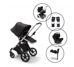 Bugaboo Lynx Travel System with Bugaboo Turtle AIR Car Seat & Base