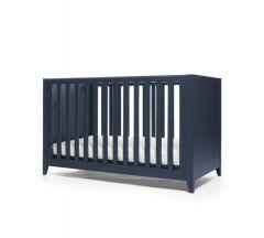 Mamas & Papas Melfi Cot Bed - Midnight