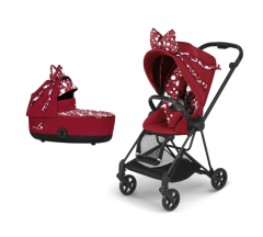 Cybex Mios Pushchair and Carrycot - Petticoat by Jeremy Scott