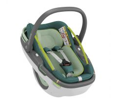 Maxi-Cosi Coral 360 Car Seat - Neon Green