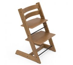 Tripp Trapp Chair Oak Brown