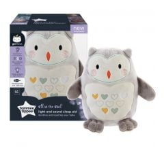 Ollie the Owl Light & Sound Rechargable Grofriend USB