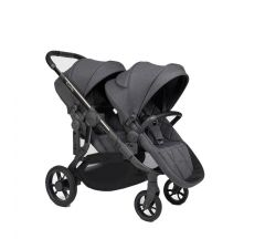 iCandy Orange Double Pushchair - Dark Slate